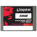 KINGSTON SSDNow KC300 Series 240GB [SKC300S37A/240G] - Ssd Sata 2.5 Inch